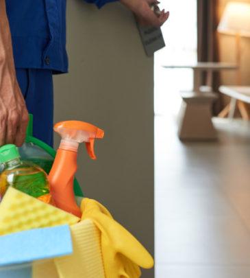 Igiena si sanatatea muncii (curatenie si dezinfectie)